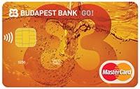 Budapest Bank Go! Hitelkártya