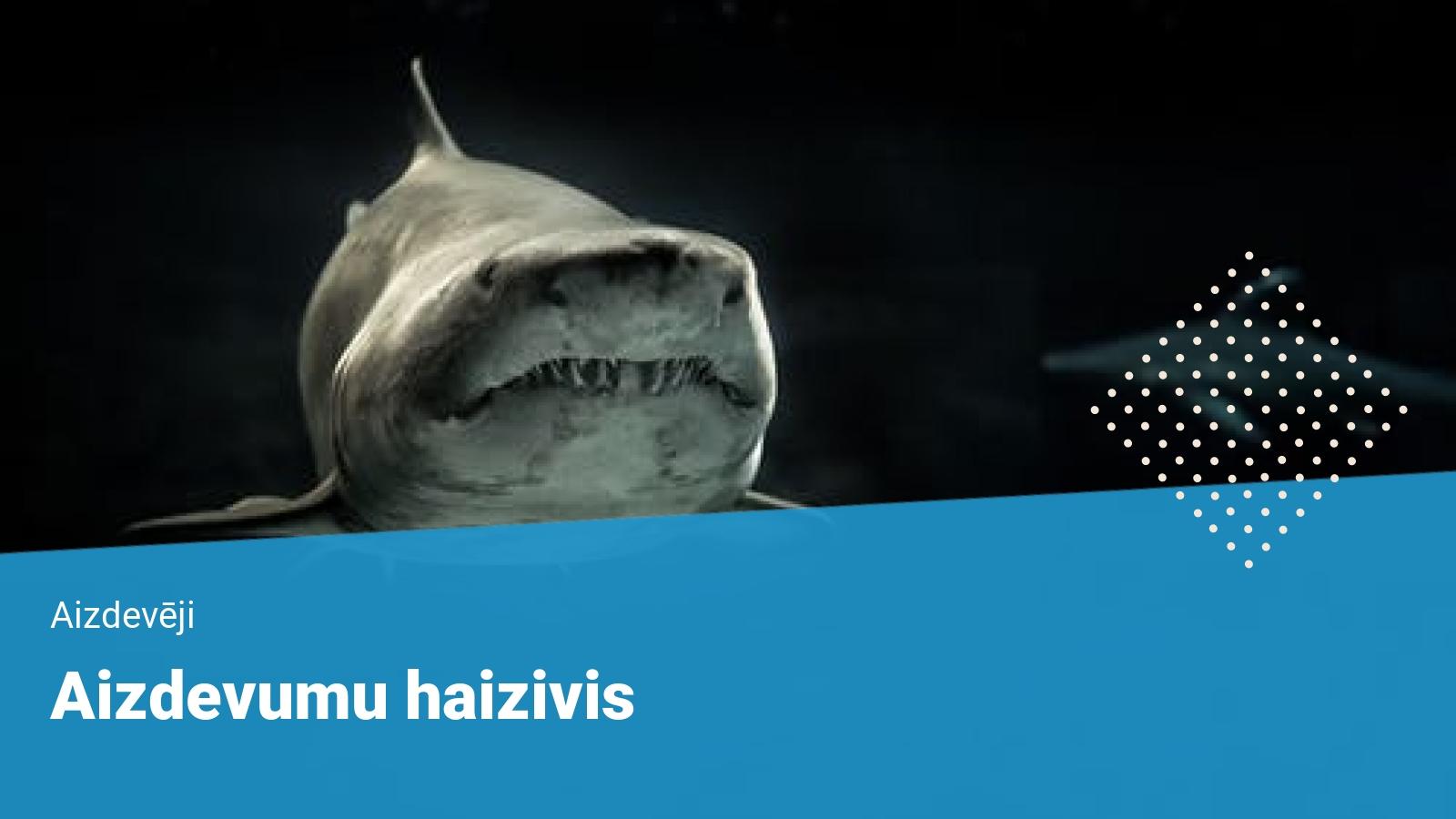 Aizdevums haizivs