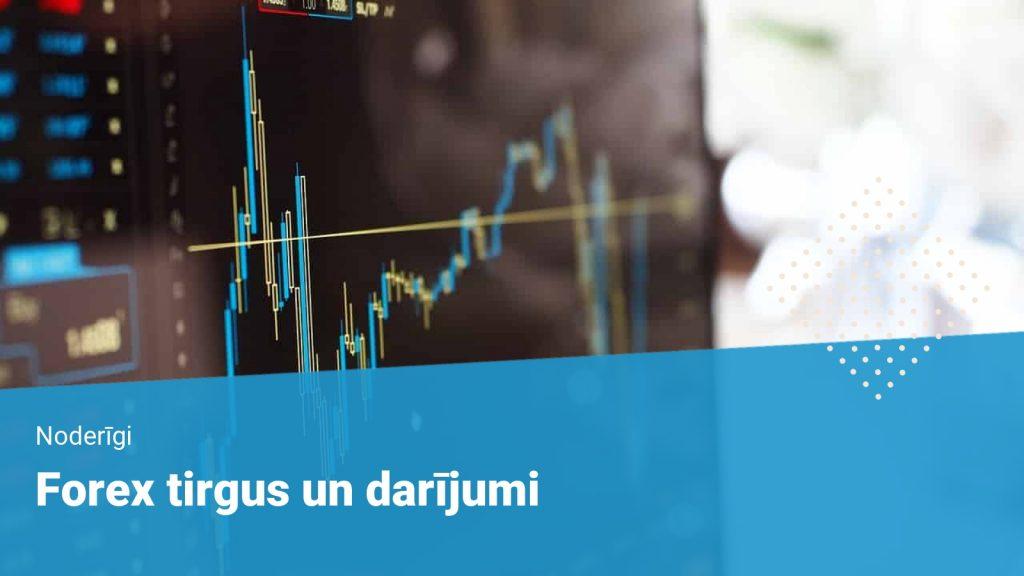 Forex tirgus lv