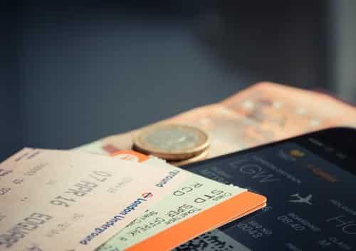 Ceļošana un naudas problēmas