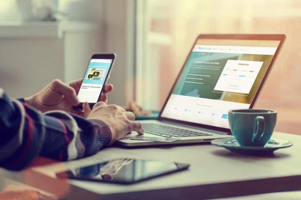 Tiešsaistes kreditēšanas tehnoloģijas