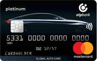ОТП Банк Global Auto Card