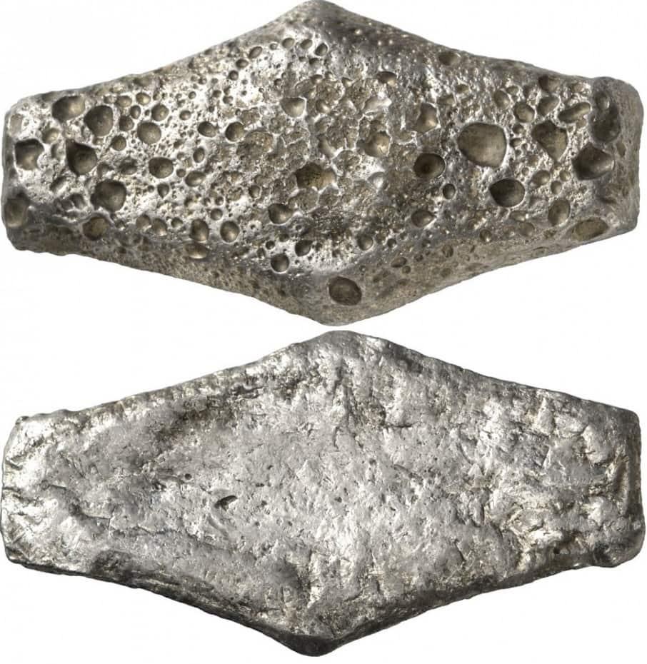металева гривня часів Київської Русі