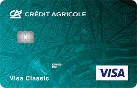 Креді Агріколь Кредитна картка