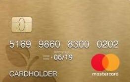 Кредитка Gold А-банк