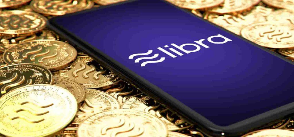 Libra на смартфоні