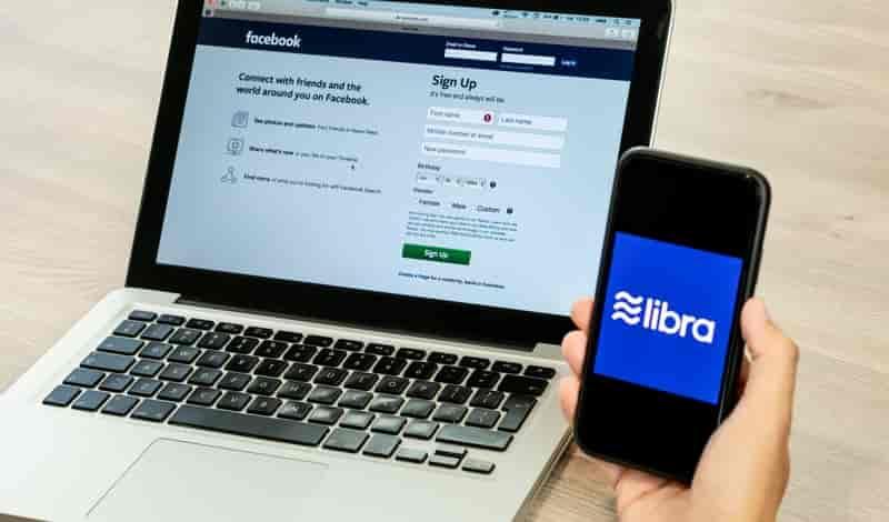 Facebook та Libra