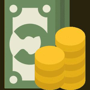 банкноти и монети - цената на лихвите