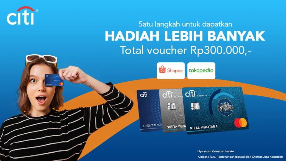 Kartu Kredit Citi - Financer