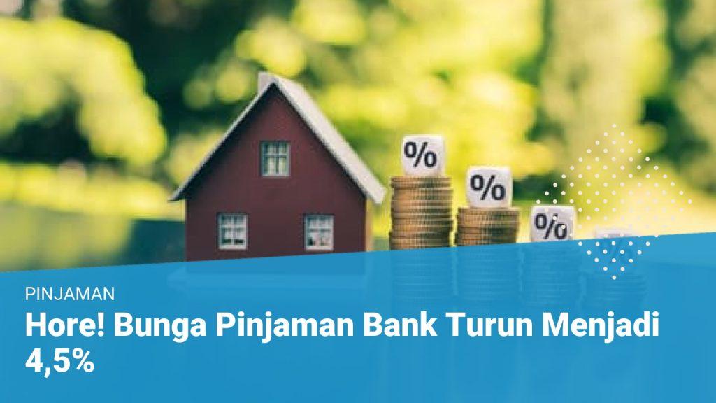 Bunga Pinjaman Bank