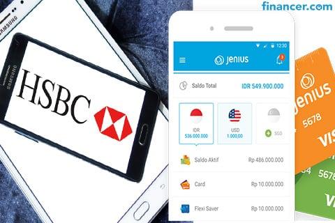 HSBC Advance VS Jenius BTPN