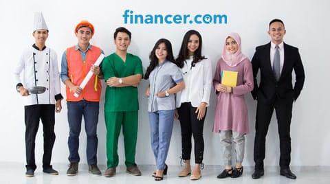 Pinjaman Karyawan - Financer.com