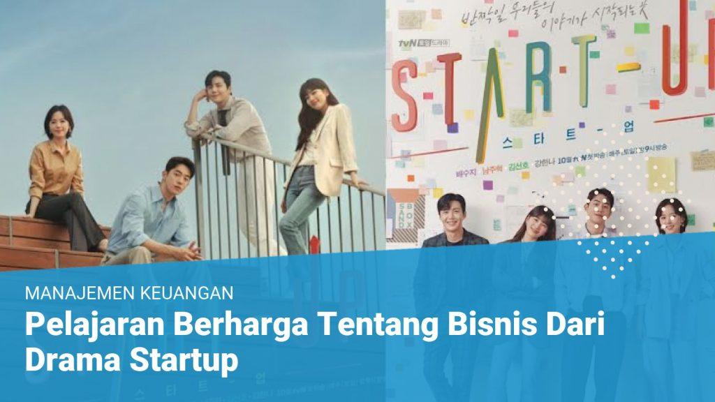 Drakor Startup