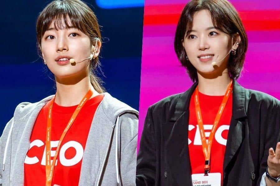 Seo Dalmi dan Won Injae Startup Drama