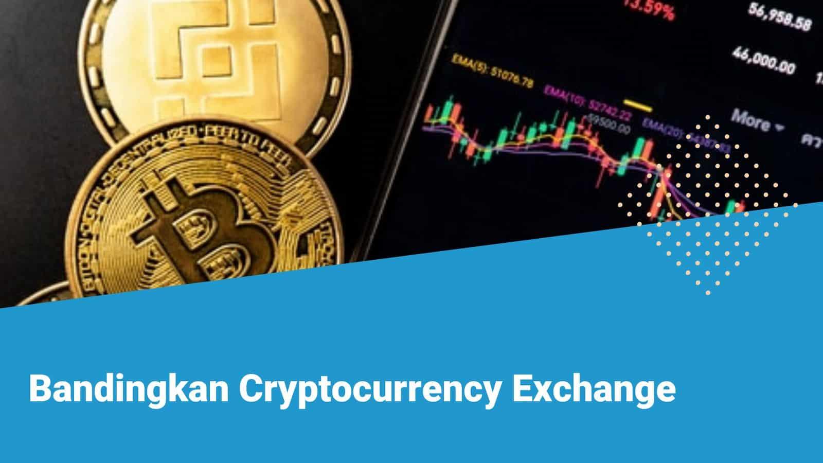 Cryptocurrency Exchange Terbaik