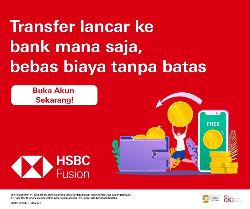HSBC Fusion