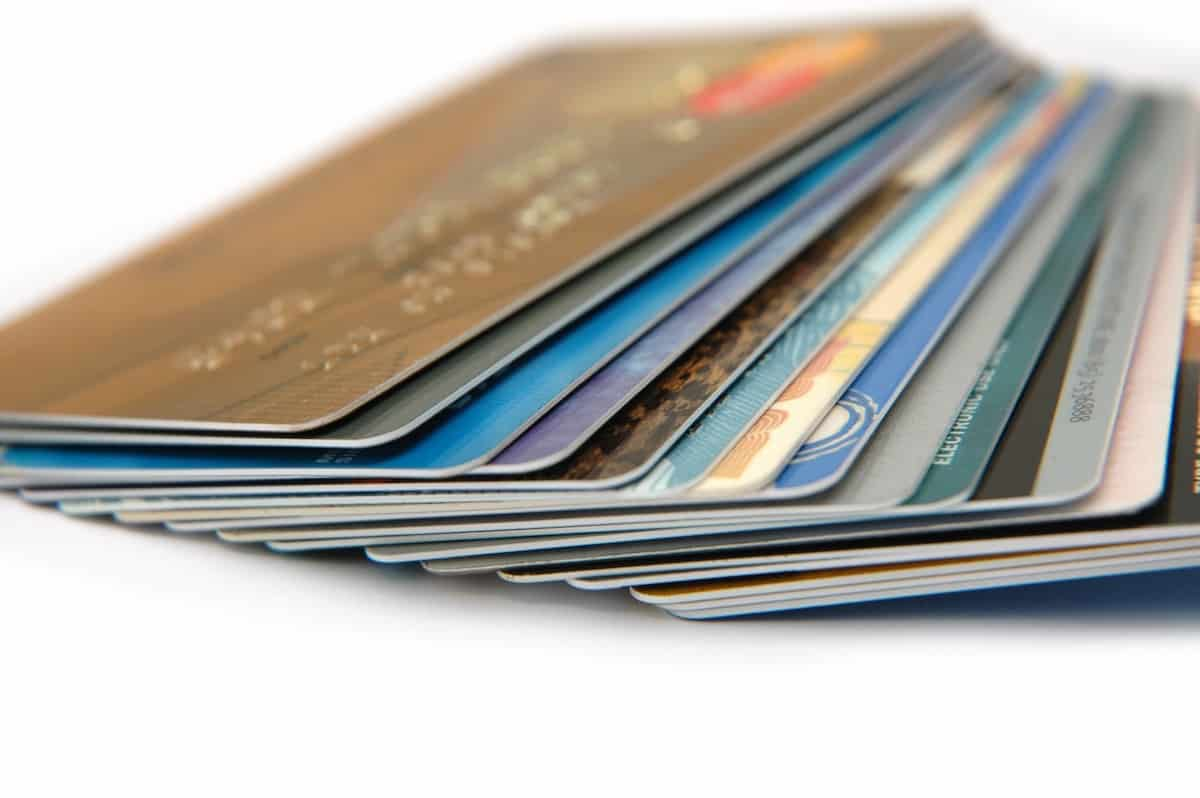 sopivan luottokortin valitseminen