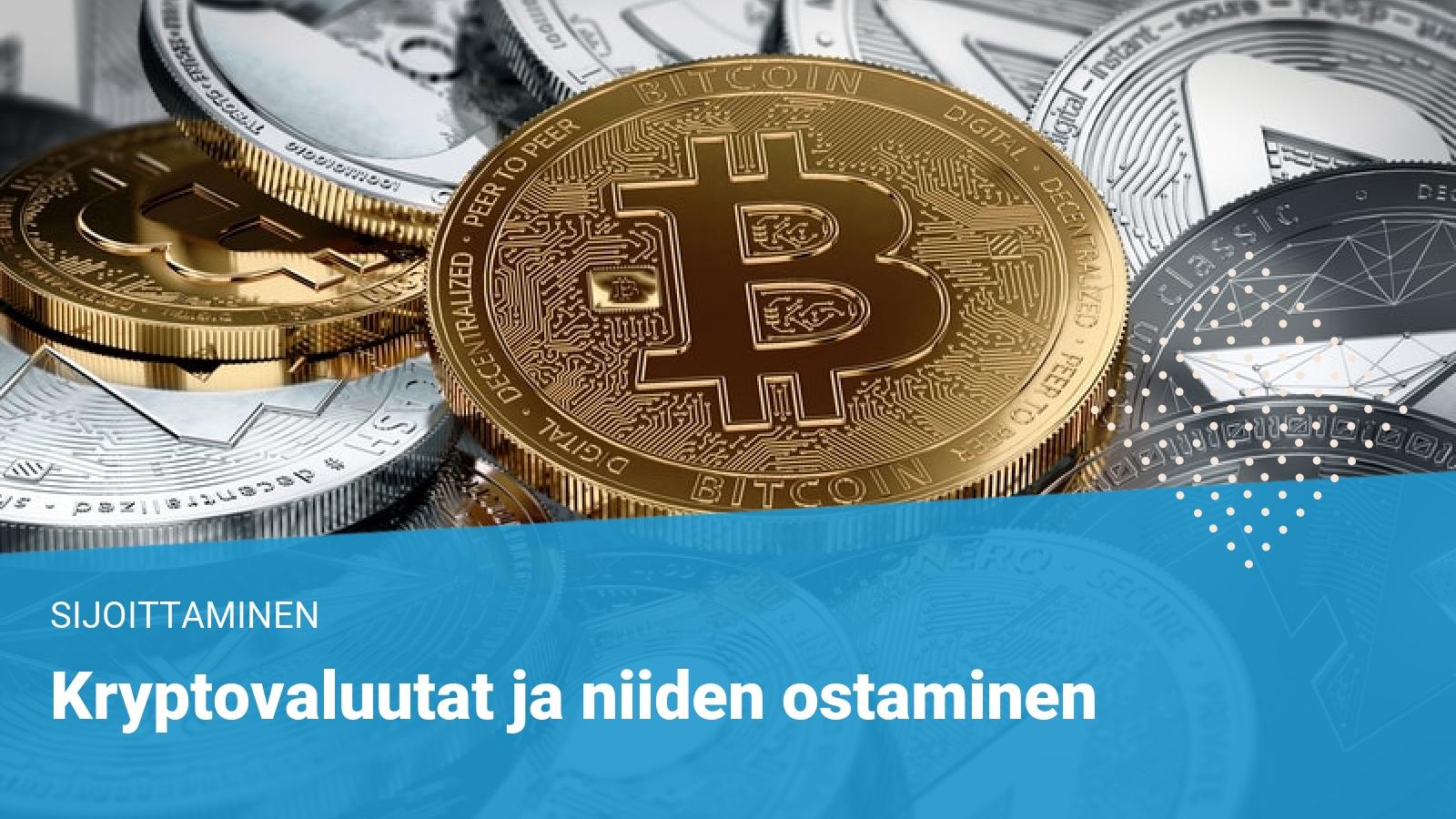 bitcoin-kryptovaluutat