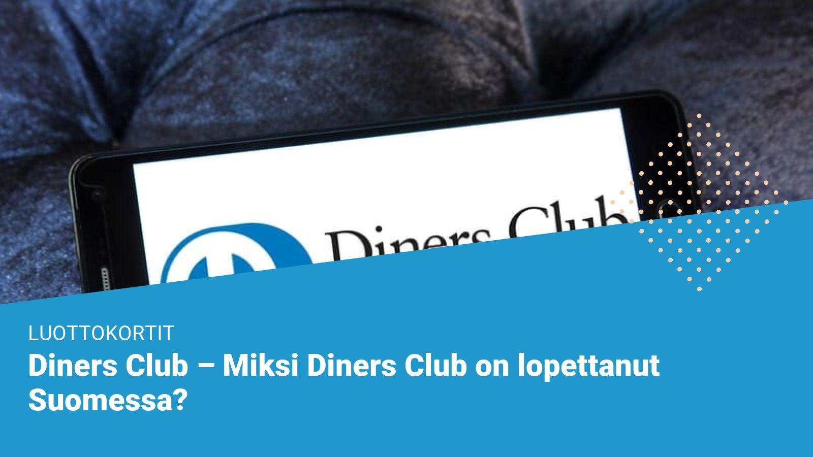 diners-club-lopettaa