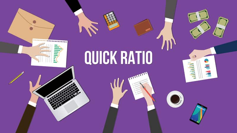 Quick Ratio Kaava