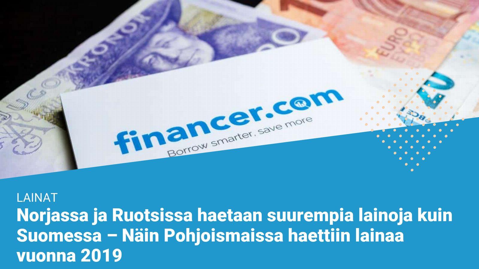 Financer pohjoismaat