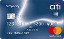 Karta Kredytowa Citi Simplicity z programem rabatowym Citi Specials