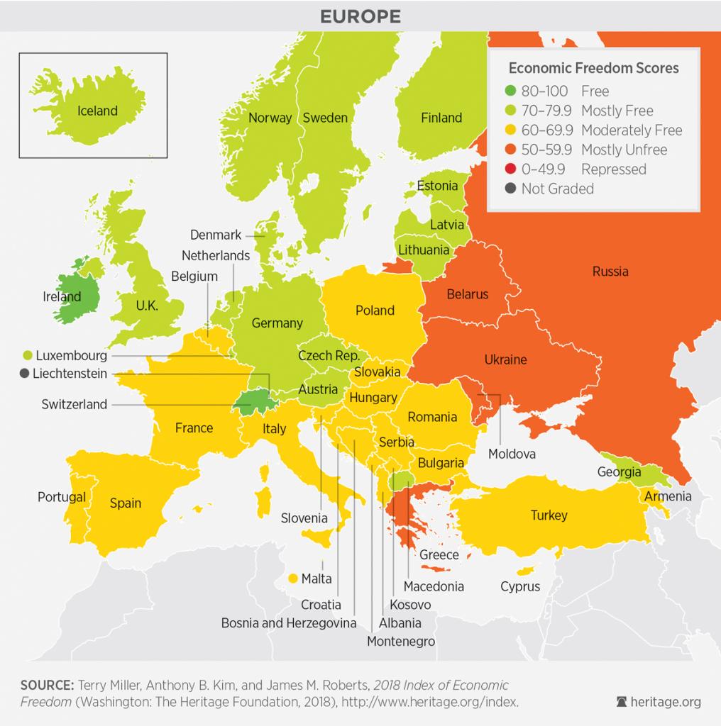 Ranking Wolności Gospodarczej