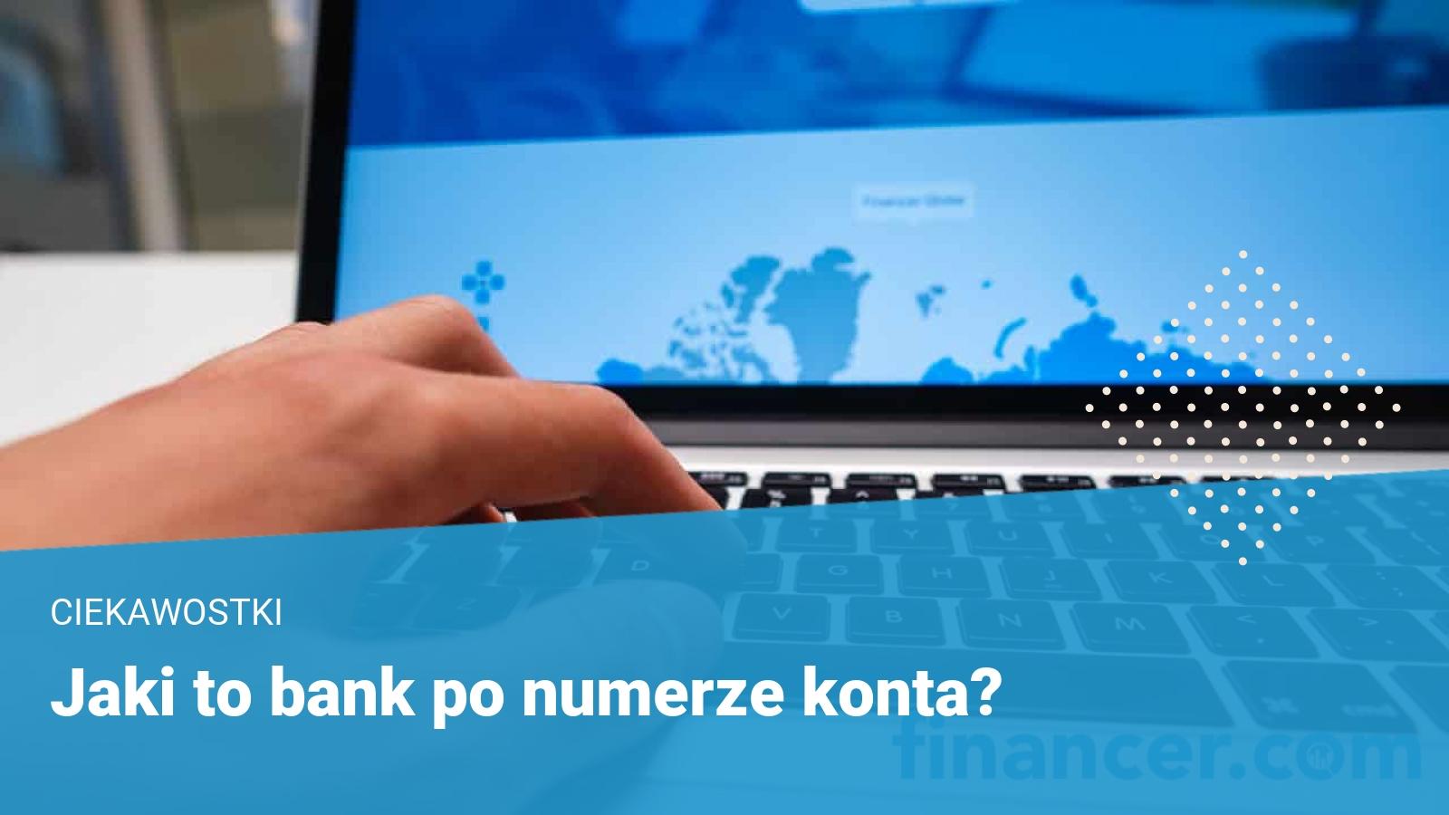 jaki to bank po numerze konta