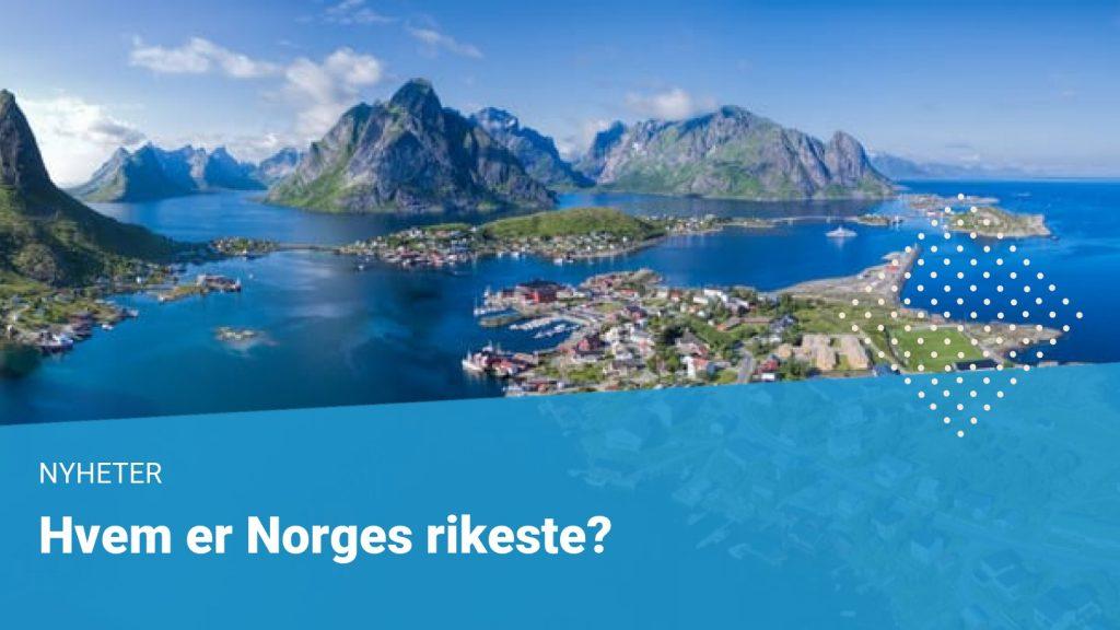 Norges rikeste