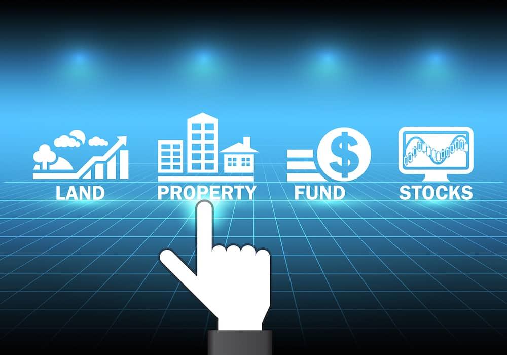 investering i askjer eller eiendom