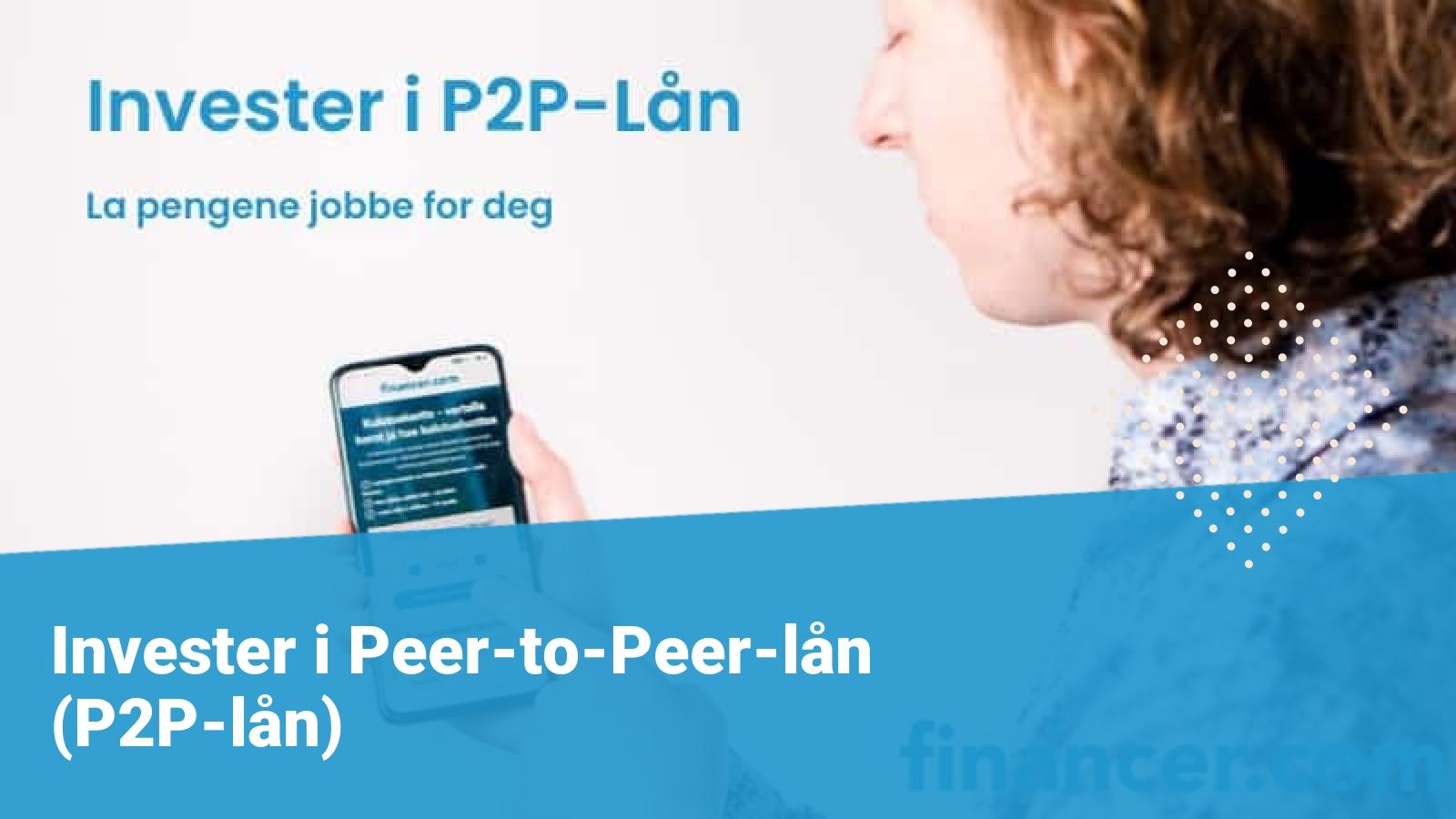 P2P-forside