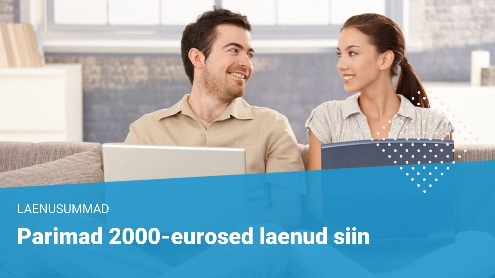Laenud 2000