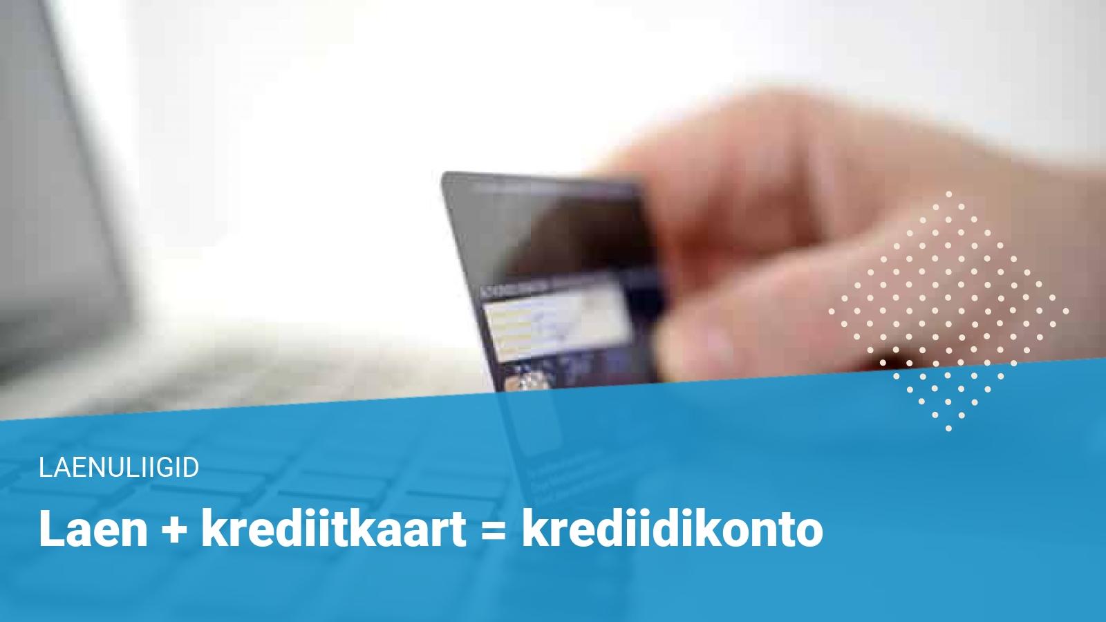krediidikonto