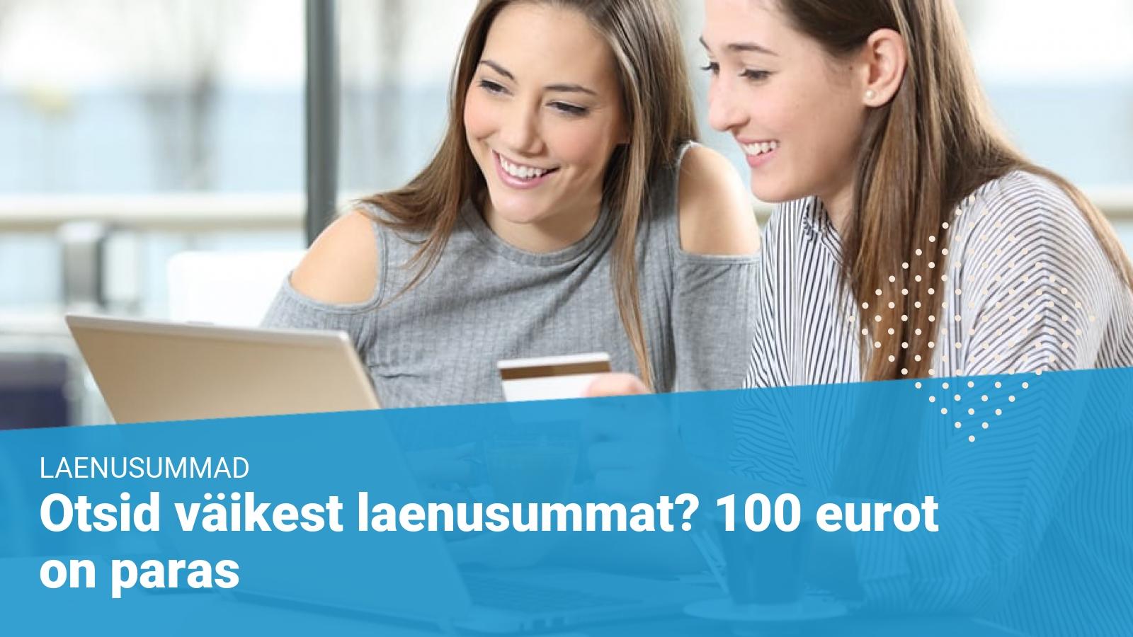 Laenud 100