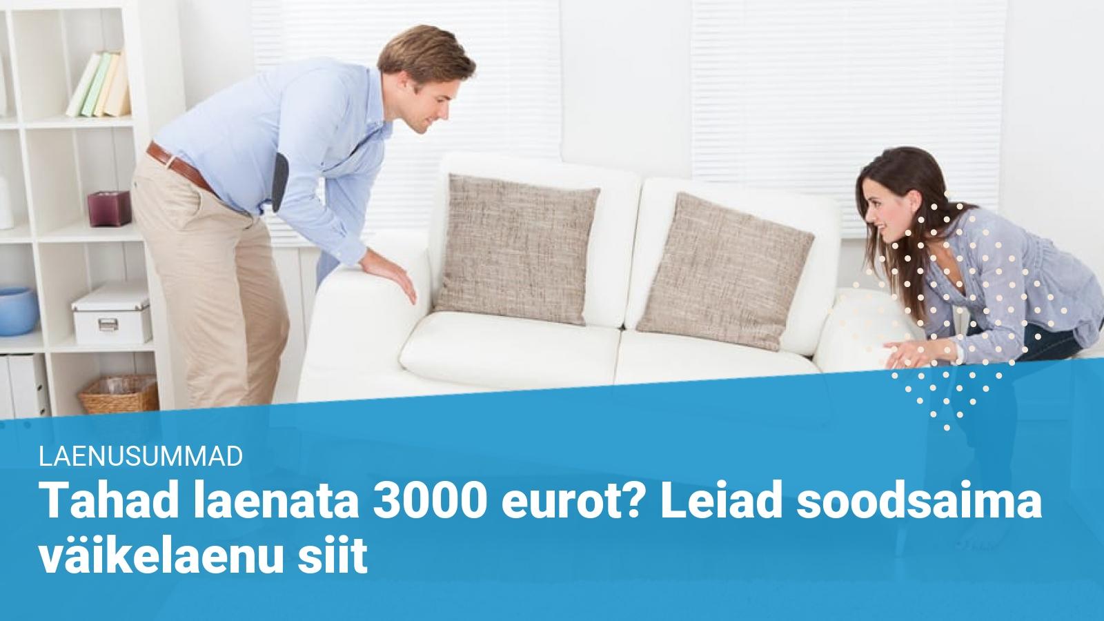 Laenud 3000