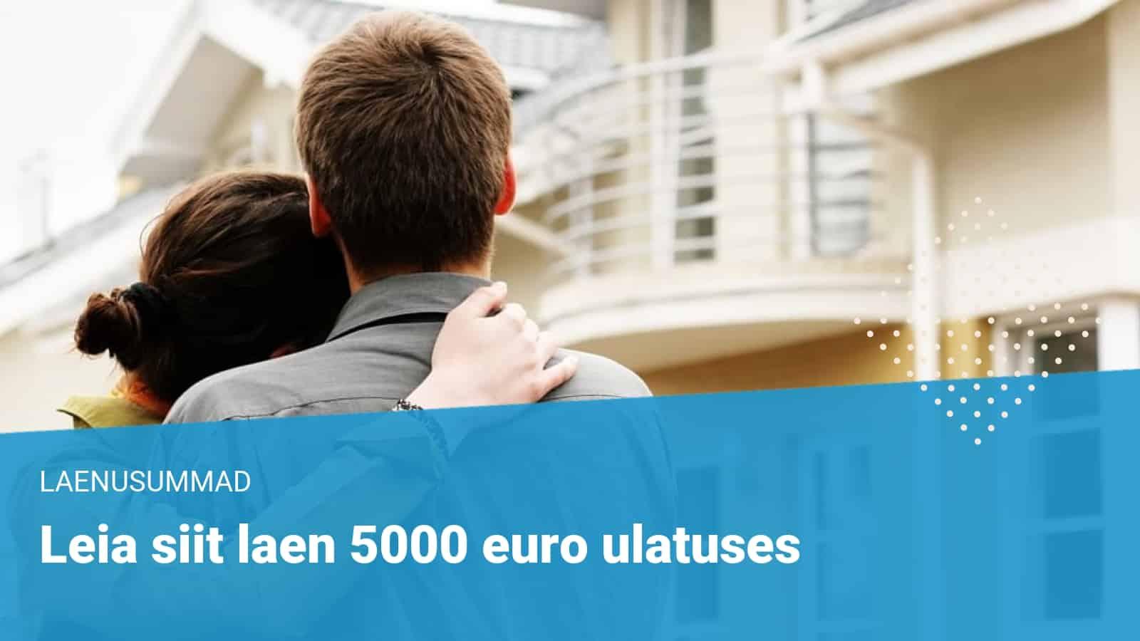 Laenud 5000