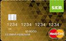 SEB MasterCard Gold