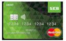 SEB Määratud tagasimaksega krediitkaart