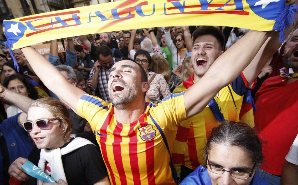 Catalunya Cataluña Independencia España