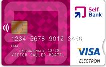 tarjetas-self-bank-debito-visa-electron