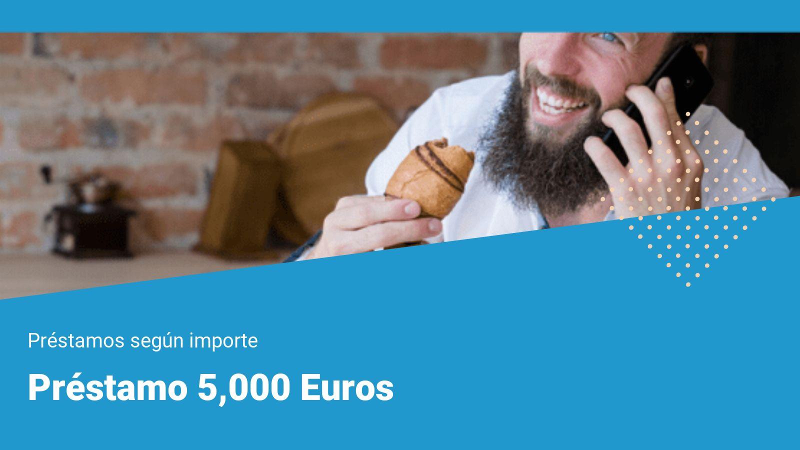 credito de 5000€