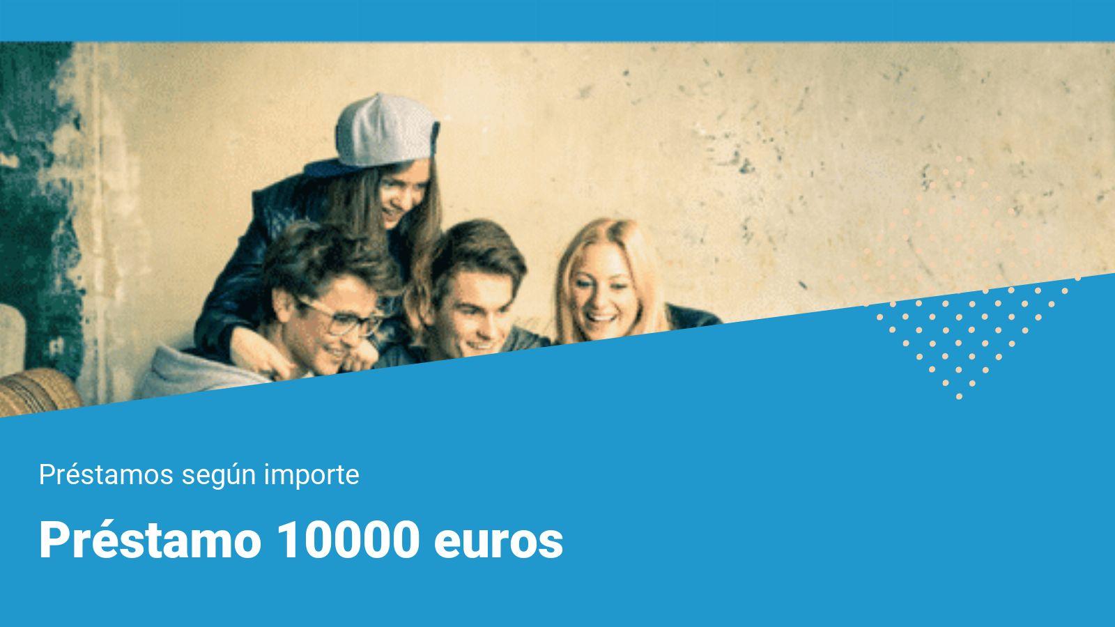credito de 10000€