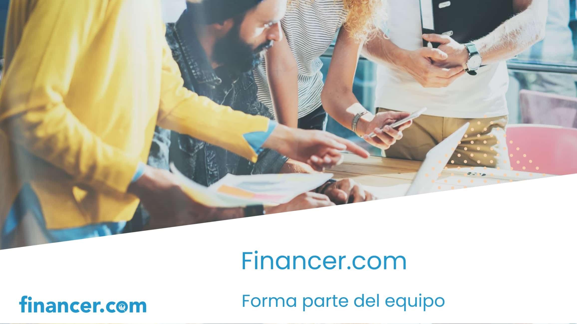 trabajar en financer