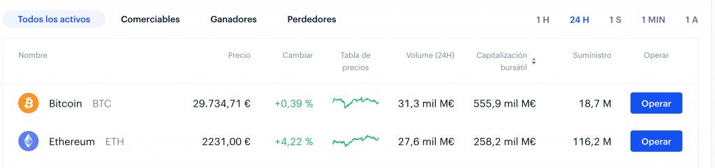 como comprar en coinbase app