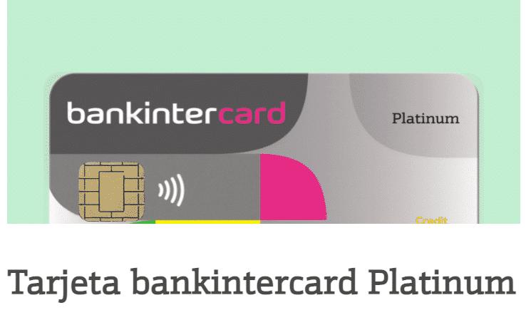 tarjeta bankintercard Platinum plateada