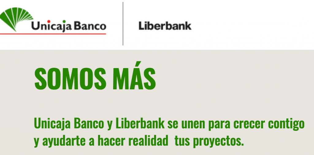 fusion unicaja liberbank